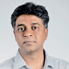 Venugopal N,Head of Security Engineering