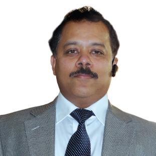Amitesh Sinha,   CIO