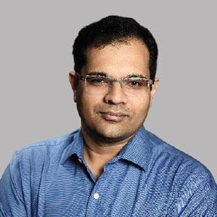 Pranshu Gupta,Founder & CEO