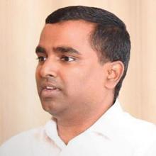 Krishna Reddy,CEO