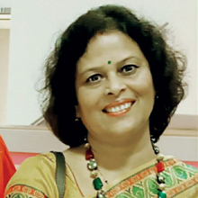Rita Chaudhury , Director