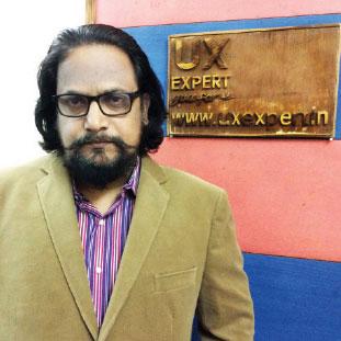Tushar A. Deshmukh,CEO & Founder