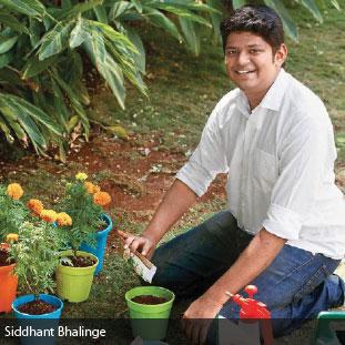 Siddhant Bhalinge,Founder
