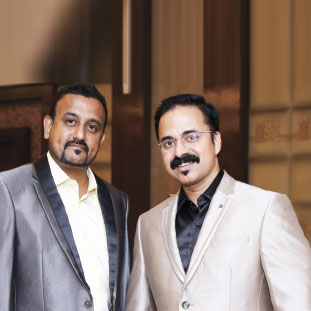 Vinoo Nair & Anandkartik Iyer,Directors