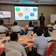 Ashok,Lead Project Trainer