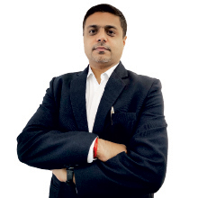 Deepesh Chitroda, Co-Founder & Director