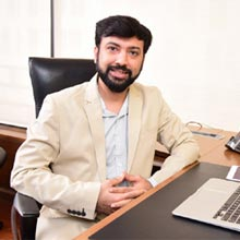 Jigar Trivedi,Founder & CEO