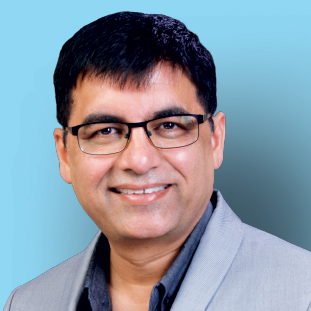 Ravi Nuguru,  Founder & CEO