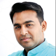 Brijesh Patel,Founder