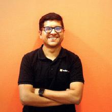 Abhishek Shah,  CEO