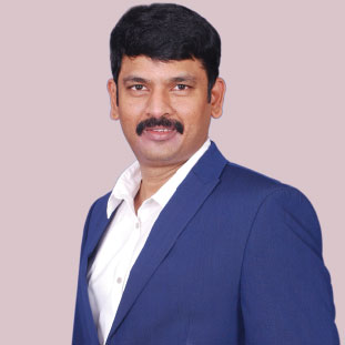 Raj Kellampalli,Founder & CTO