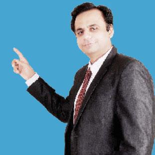 Anil Raikundlia,Co-Founder & MD