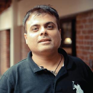 Jay Srinivasan,CEO & Co-founder