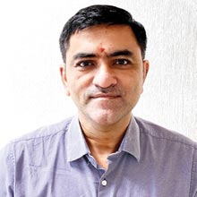 Lalith Sharma,HR Head