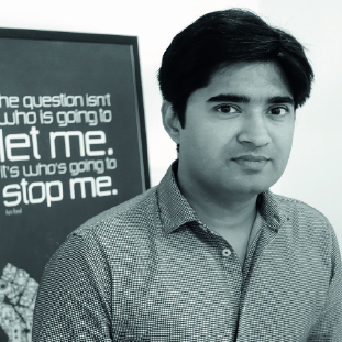 Manish Ranjan,Co-founder & CEO