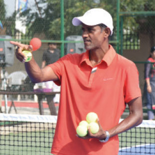 Srinath Prahlad,,Director& Head Coach