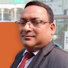 Ranjit Baruah, Founder & Director