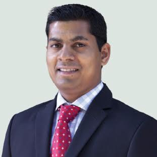 Raj Peddisetty  ,President
