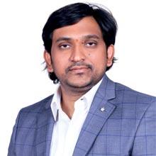 Sandeep Vangapalli,Managing Director