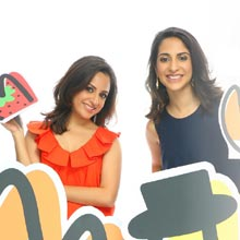 Shreya Lamba, Co-founder,Farah Nathani Menzies, Founder