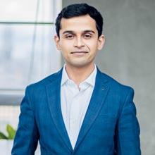 Rahul Singh,Founder