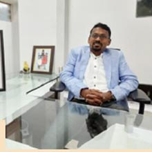 Byadarahally Pandurangaiah Rajesh,Founder, PYRAMID HOMES PVT LTD