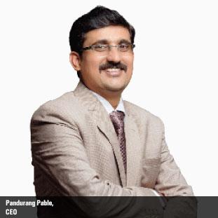 Pandurang Pable,CEO