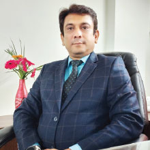 Milind Mohikar & Gauri Mohikar,Managing Directors