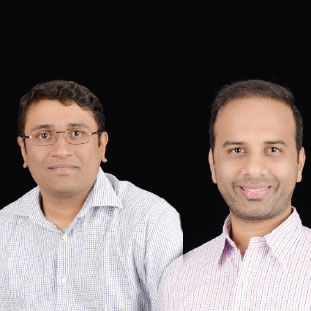 Chethan Channakeshava & Pratap Palthady, Co-Founder