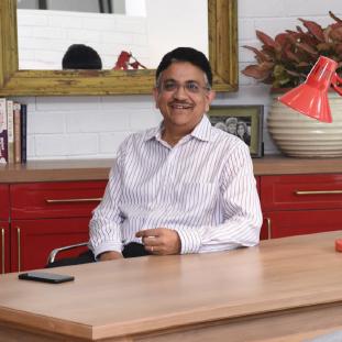 Ramani Kasi,   President