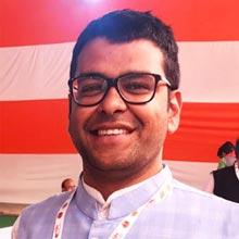 Raj Singh,Executive Director