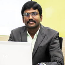 Manobala Vijayabalan ,Founder & CEO