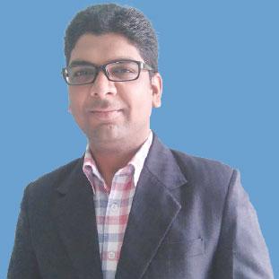 Bhaskar Bharadwaj,Founder & CEO