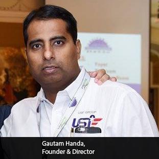 Gautam Handa,Founder & Director