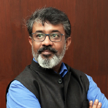 Rama Krishna,Co-Founder & Director