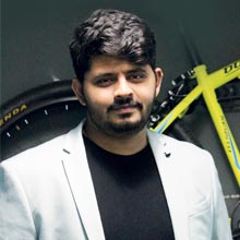Swapnil Madiyar,Founder & Director