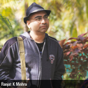 Ranjat K Mishra,Co-Founder