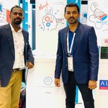 Sathyanarayanan A R and Bobin Chandra,Founders