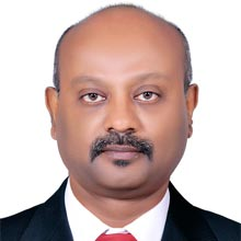 Harikrishnan S,CEO