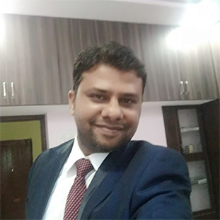 Abhay Dhabarde,  Founder