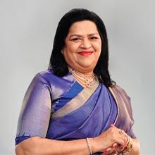 Grace Pinto,Managing Director