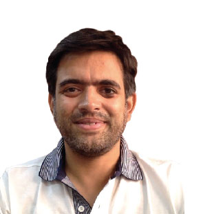 Sujoy Chakravarty,Founder & CEO.