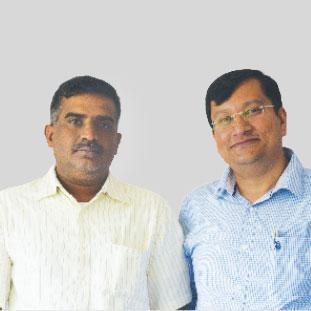 Sunder Malyandi,Co-Founder