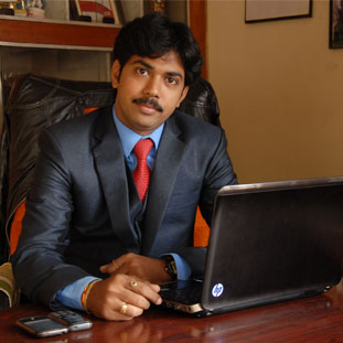 Sandeep Mudalkar,Founder & CEO