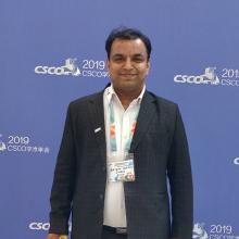 Rajesh Sharma, MD and Promoter