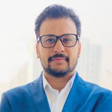 Abhishek Agrawal,CEO & Founder