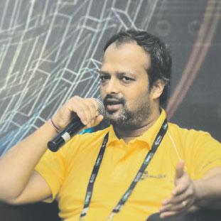 Sanjeev Agrawal,CEO