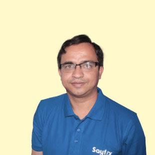 Nabin Roy,Founder & CEO.