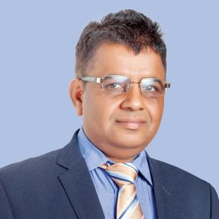 Raj Jadhav, VP- Solution Consulting, Tech-Support & IT.