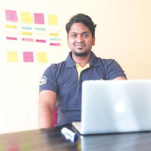 Ranju Ravindran, Chief Design Officer & Co-Founder
